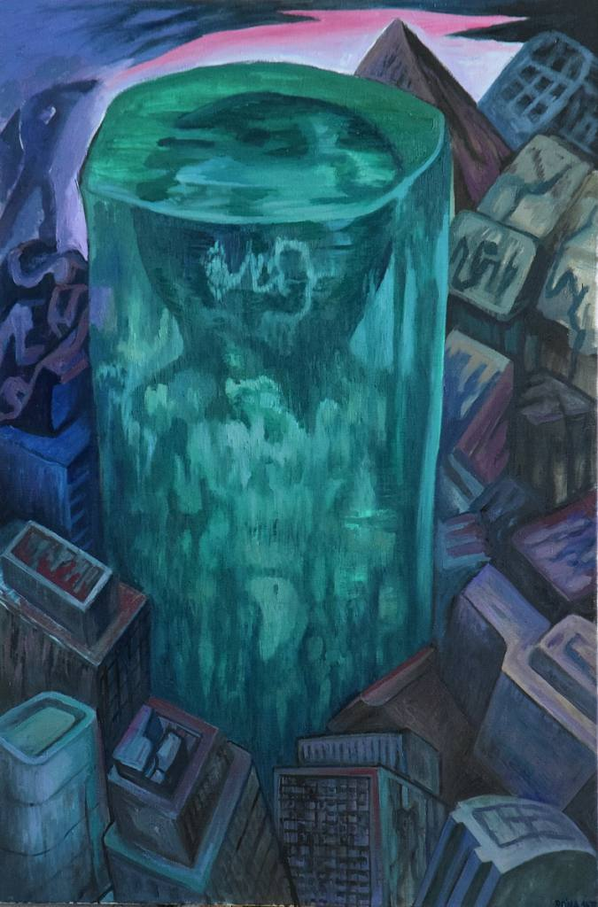 Smaragdový krystal