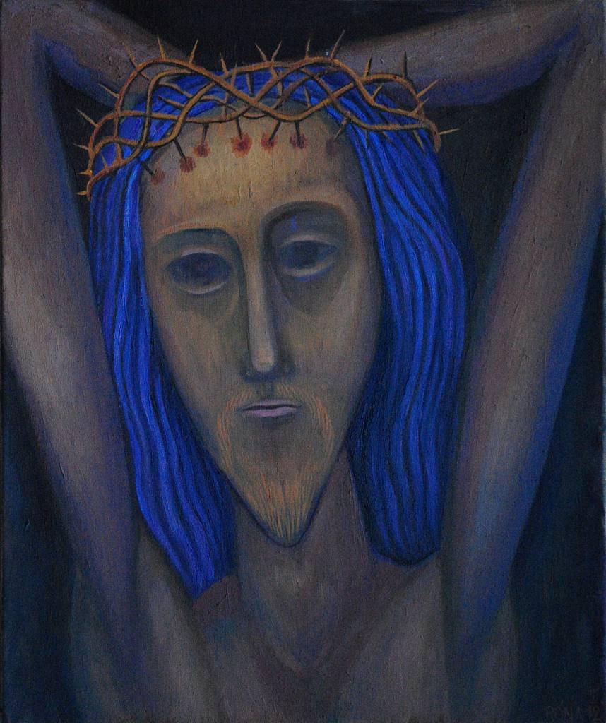Hlava Ježíše II.