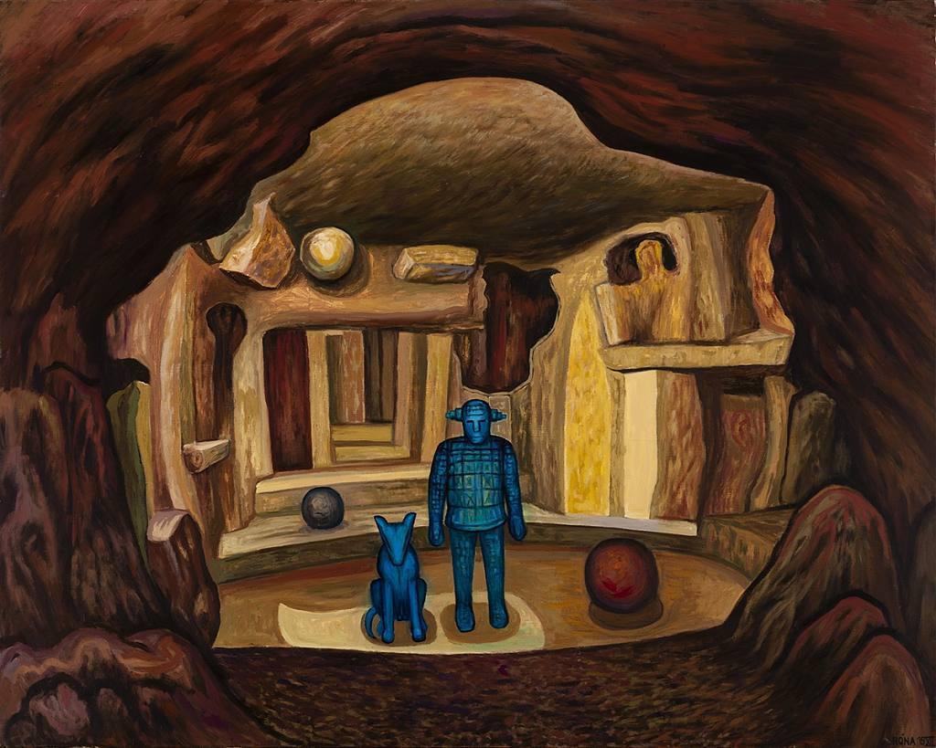 Podzemní svatyně